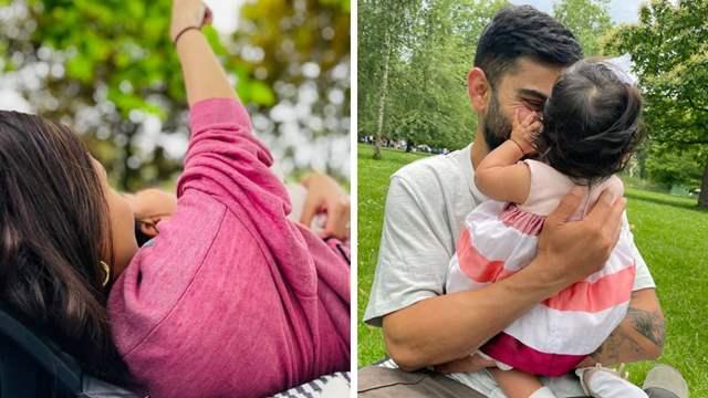 Anushka Sharma and Virat Kohli's baby girl Vamika