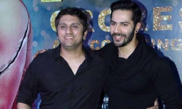 Mohit Suri and Varun Dhawan