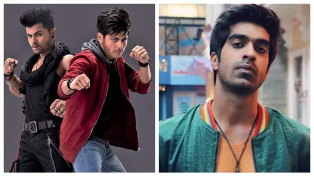 Veer, Shivay and Rocky