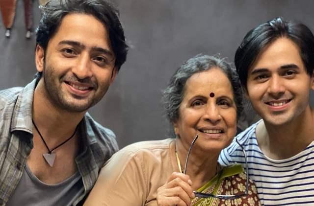Shaheer, Usha and Randeep Rai