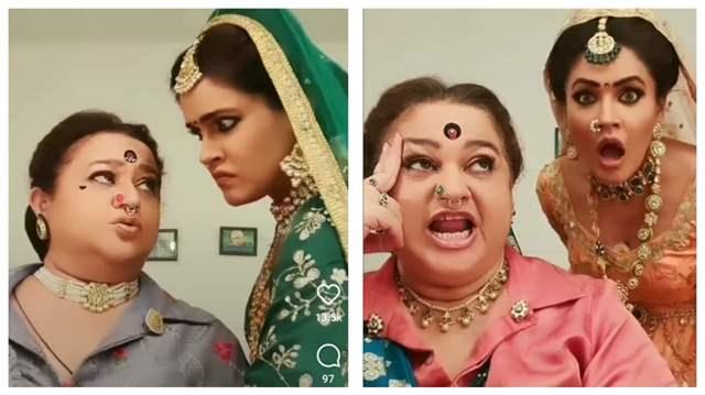 Shraddha and Supriya