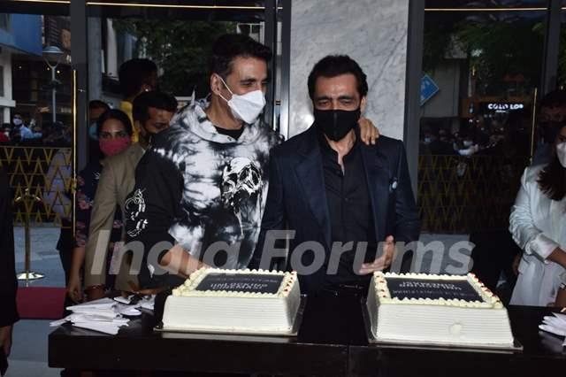Akshay Kumar at Bell Bottom trailer launch