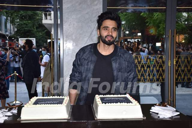 Jackky Bhagnani at Bell Bottom trailer launch