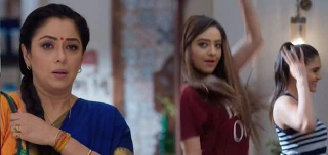 Anu. Kavya and Pakhi