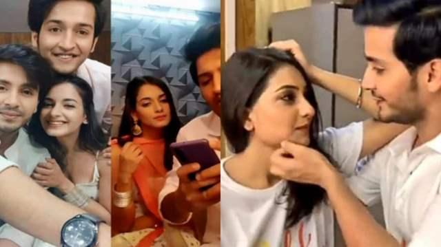 Cast of Ishq Par Zor Nahi
