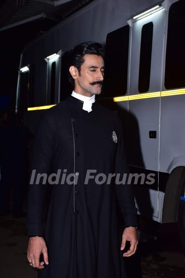 Kunal Kapoor at the promotions of The Empire