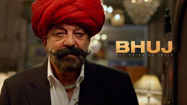 Sanjay Dutt Bhuj