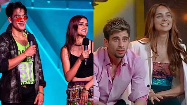 Shivam- Pallak and Kevin- Kat