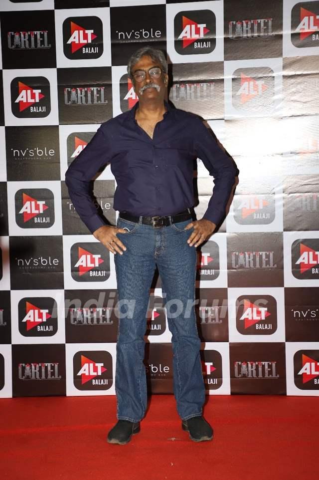 Kannan Arunachalam at Cartel's success party