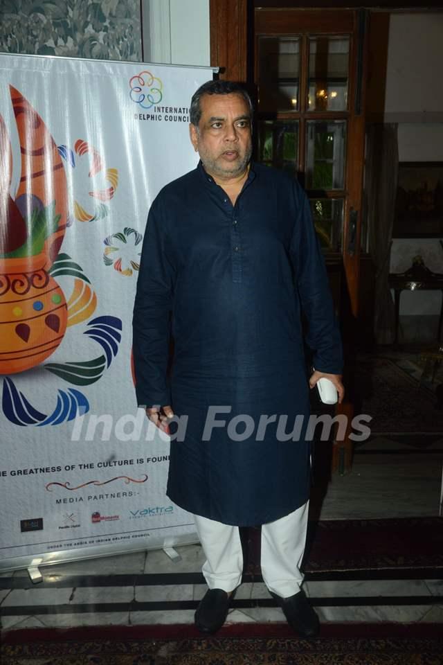 Paresh Rawal at an event in Mumbai