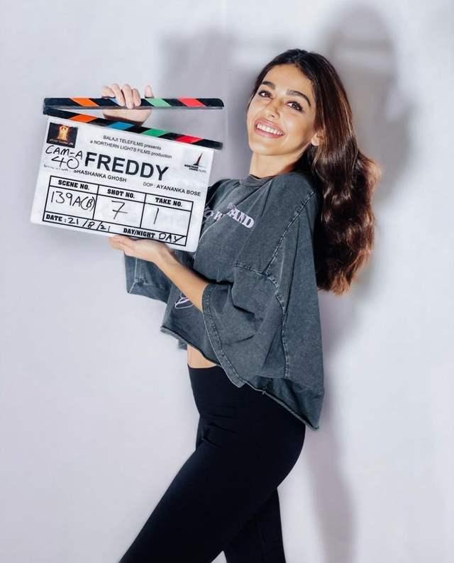 Alaya F in Freddy