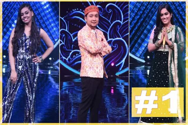 1. Indian Idol 12