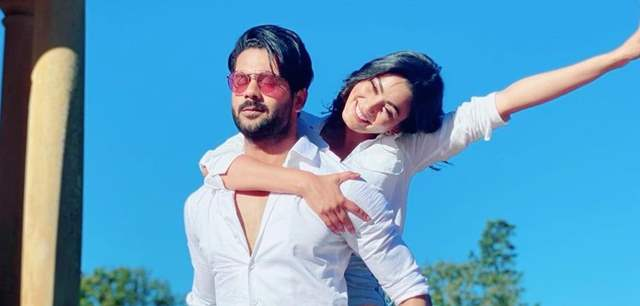 Vishal and Sana