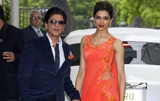 Deepika Padukone Shah Rukh Khan