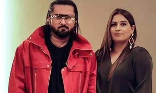 Honey Singh Shalini Talwar