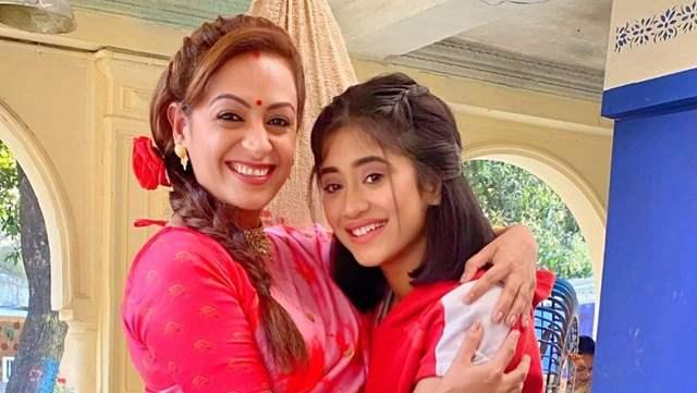 Ashita Dhawan and Shivangi Joshi