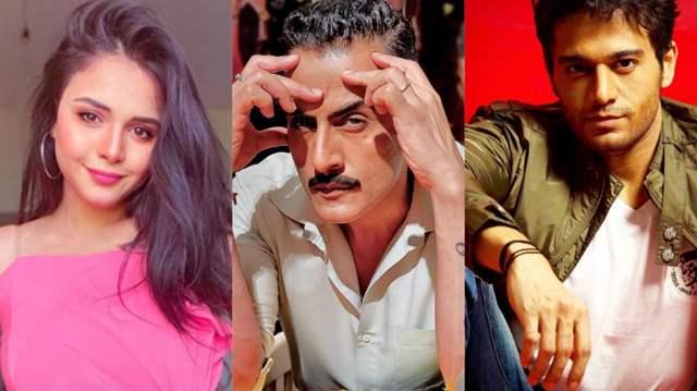 Muskan, Sudhanshu and Gaurav