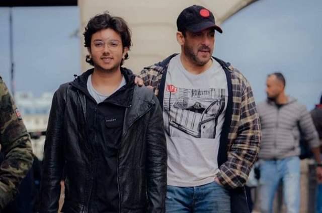 Nirvan Khan Salman Khan