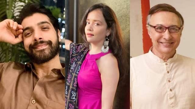 Sharad, Sulagna and Anang