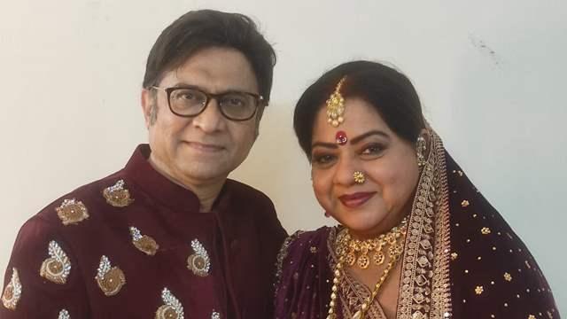 Aliraza and Anuradha