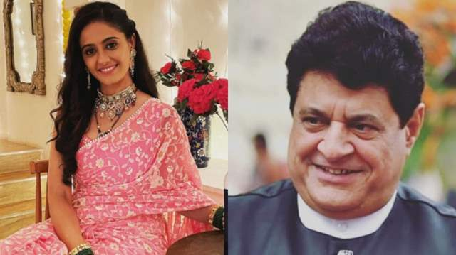 Ayesha Singh and Gajendra Chauhan