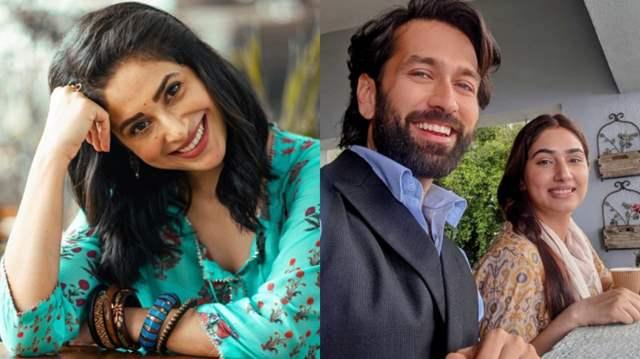 Shubhavi Choksey, Nakuul Mehta and Disha Parmar