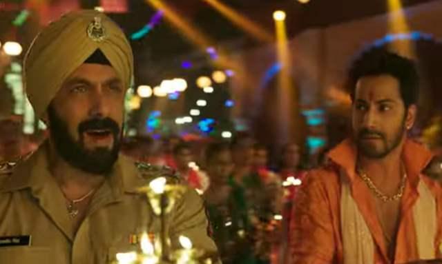 Varun Dhawan and Salman Khan