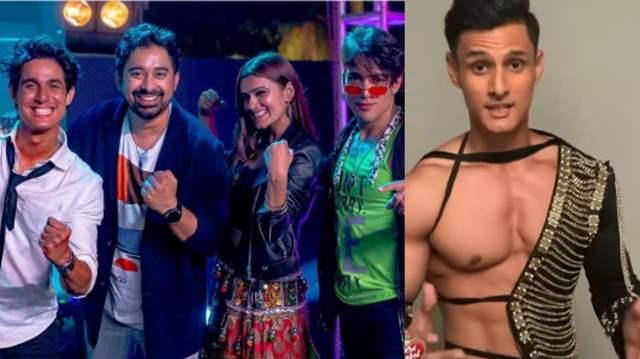 Nikhil, Pallak, Shivam and Jay