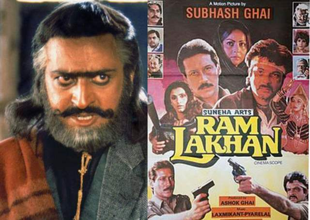 Gulshan Grover was known as bad man after his film Ram Lakhan