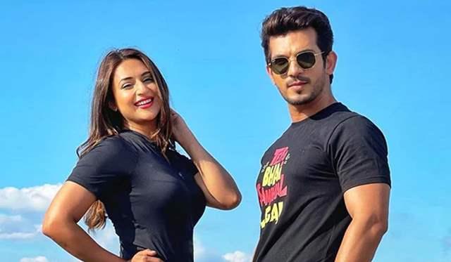 Divyanka Tripathi and Arjun Bijlani