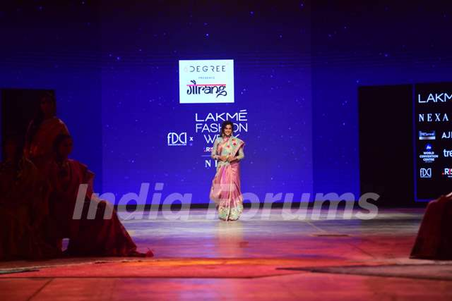 Lakme Fashion Week- DAY2