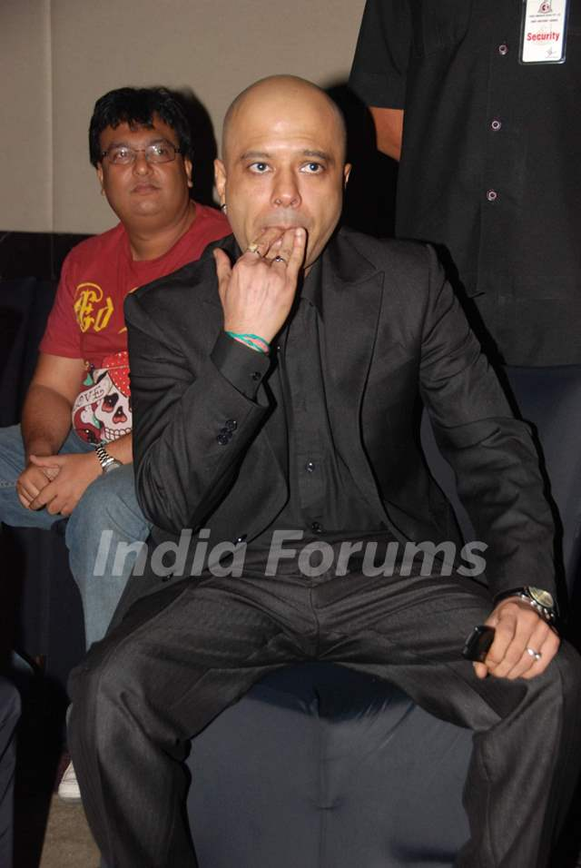 Naved Jaffrey at Comedy Circus and Booggie Woggie bash at Westin Hotel