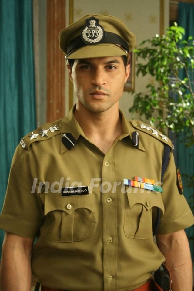 Avinash Matto Police Inspector