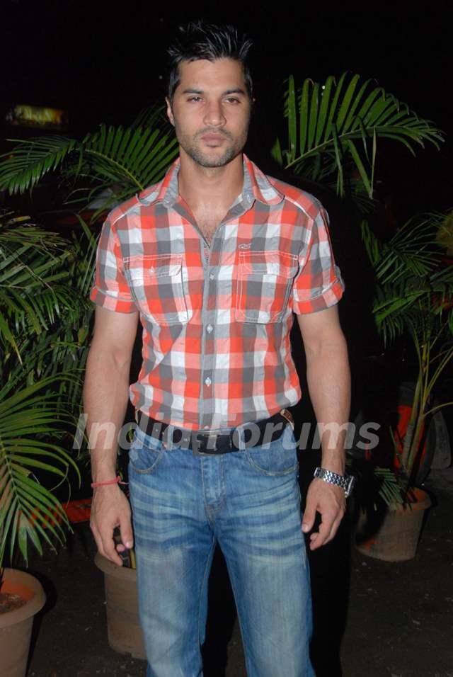 "Vikas Sethi at music launch of film ""Soch Lo"" at Twist"