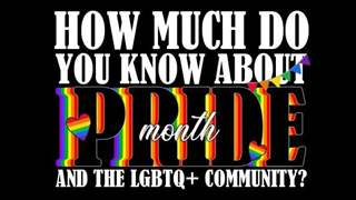 LGBTQ+ Quiz