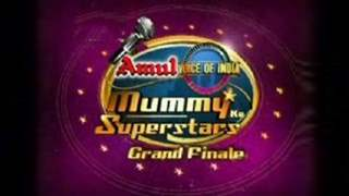 Amul Voice of India Mummy ke Superstars