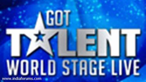 Got Talent World Stage Live