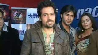 Emraan at Nach Baliye 4