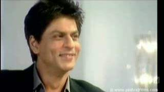 Shahrukh Khan's Conversation with Anuskha Sharma