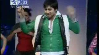 Nach Baliye 4 with Harshad Chopra