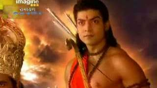 Ramayan - Ram And Ravan War Sequence