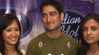 Indian Idol 4 -Top 3 Contestants I-F Exclusive