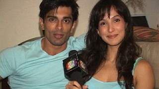 Karan And Shraddha Exclusively For India-Forums