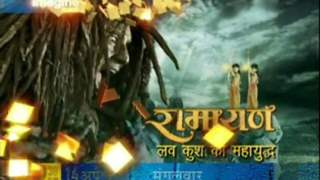 Entry of Luv Kush In Ramayan
