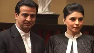 Press conference of a new show Adaalat