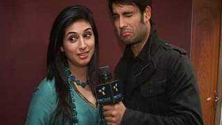 Vivian Dsena reporting for India-Forums