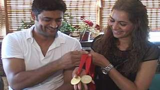 Manav and Shweta, new Guiness world Record holders
