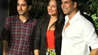 Akshay's Welcome Party For Speedy Singhs