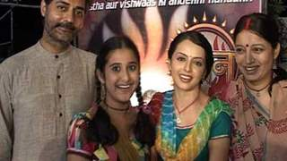 Aastha introduces her family in Colors show Havan