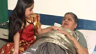 Isha turns Doctor for Daadi